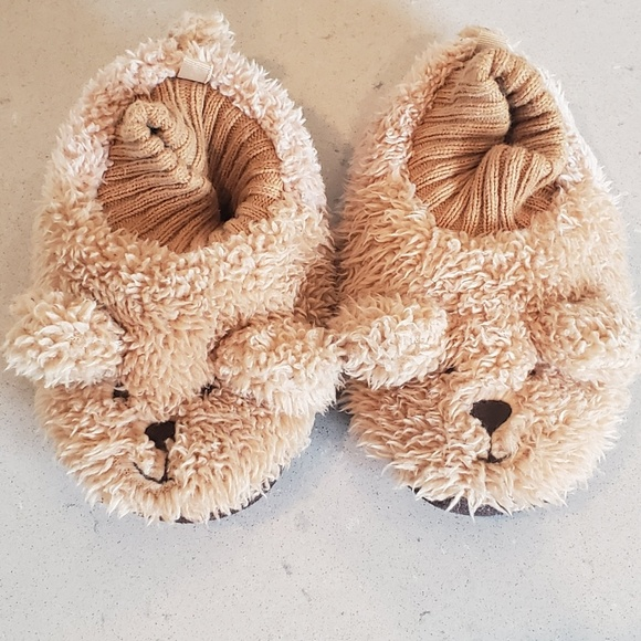 GAP Other - Baby GAP Bear slippers